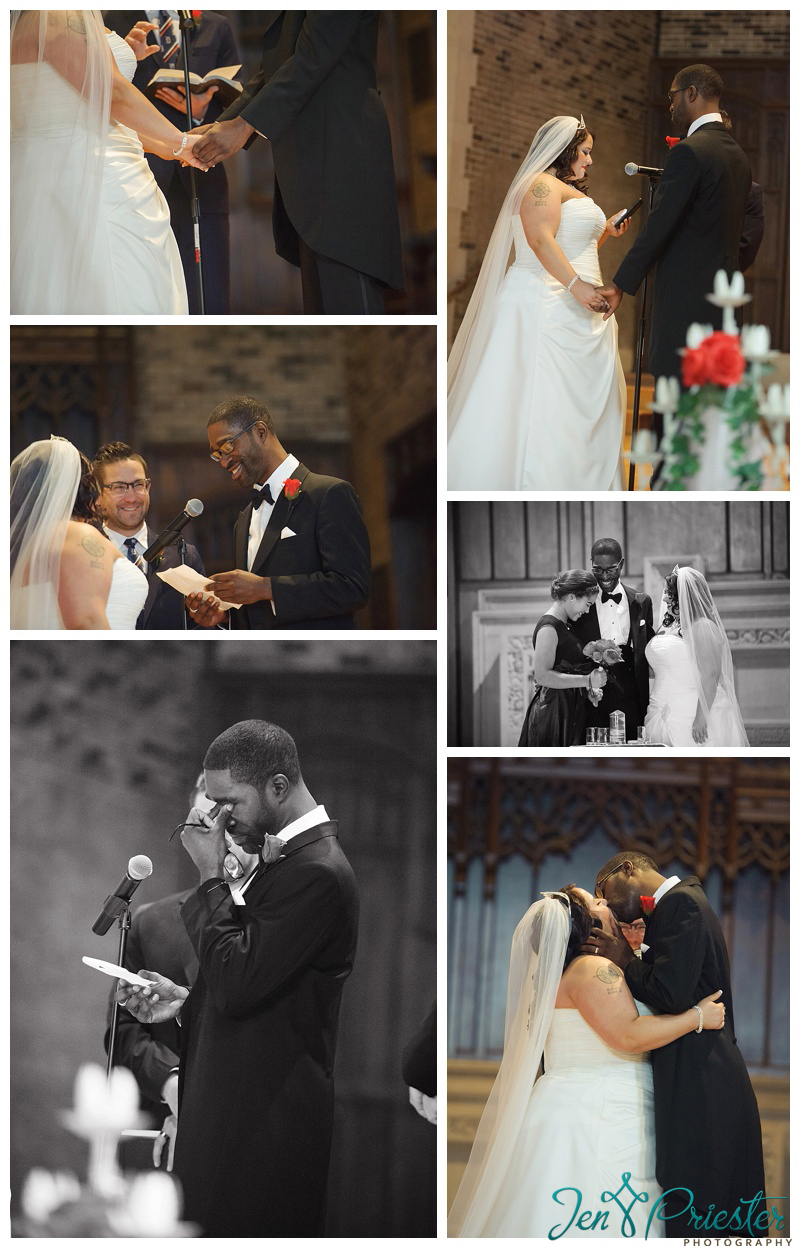 Royal Oak Michigan Wedding Photographer