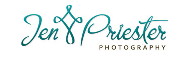 Michigan Wedding Photographer — Jen Priester logo